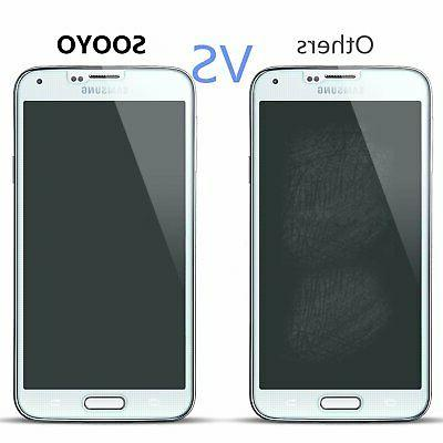 SOOYO 9H Tempered Glass Screen Protector for Samsung