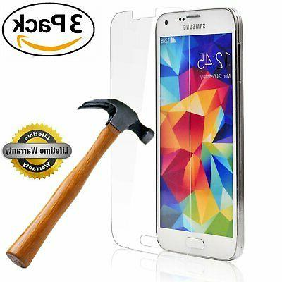 9h round edge tempered glass screen protector