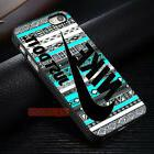 Aztec Pattern Just Do It Nike Cover iPhone 8 8+ 7 6 6s Plus