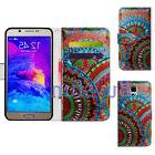 Bcov Colorful Mandala Pattern Flip Leather Cover Case For Sa