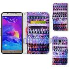 Bcov Tribal Pattern Folio Leather Cover Case for Samsung Gal