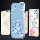Beautiful 3D Flower Pattern Phone Case for iPhone 6 7 Samsun