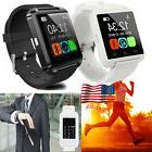 Bluetooth Smart Watch Pedometer Fitness Tracker for Men Wome