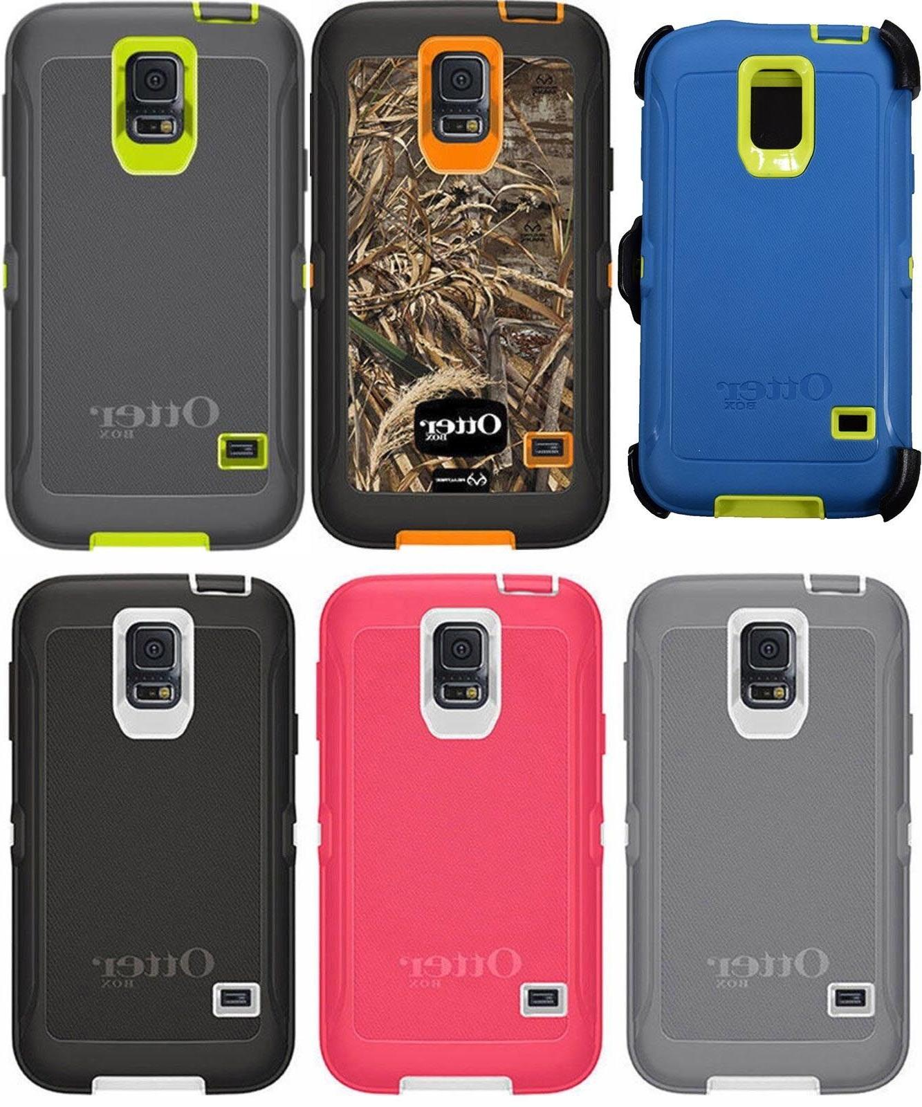 Brand New!! Otterbox Defender Case For Samsung Galaxy S5 wit