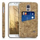 CORK CASE FOR Samsung Galaxy S5 S5 Neo CASE TABLET PROTECTIV