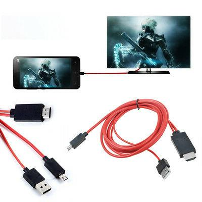 Cable Cord for Samsung Galaxy S3 S4 S5 Note 2 3 4 Connect Se