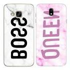 Case For Samsung Galaxy S5 S6 S7 Edge S8 Plus Boss Queen Cou