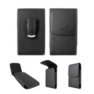 Black Case Belt Clip Holster Pouch for Samsung Galaxy S5