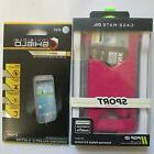 Case-Mate Samsung Galaxy S5 Active Pink Gray Sport Pop ID Ca