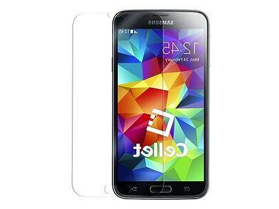 Cellet Premium Tempered Glass Screen for Samsung Galaxy S5&#