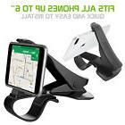 Cellet Universal Dashboard Phone Clip Mount for Galaxy S9+,