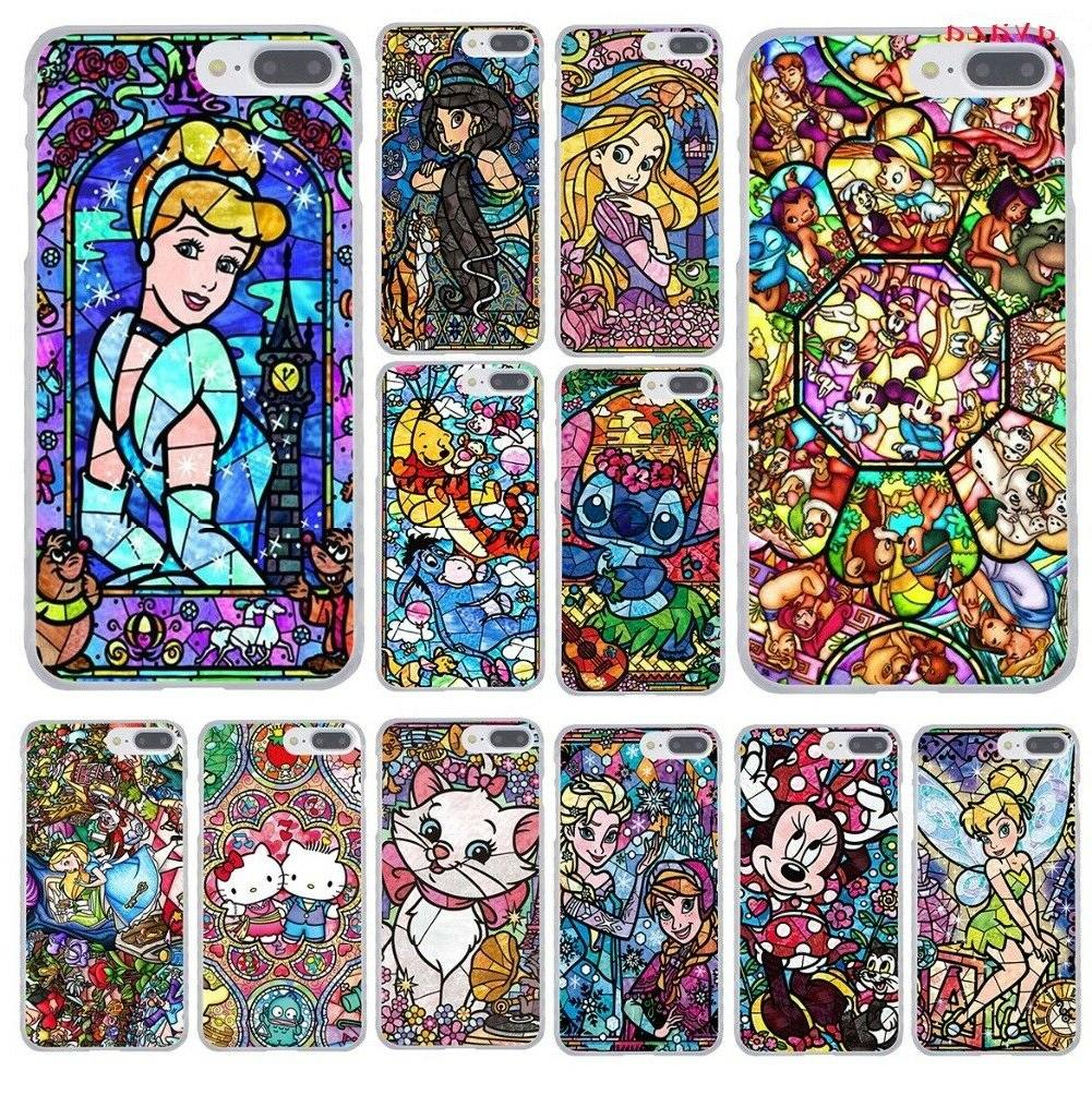 Characters Disney Cover Case for Samsung Galaxy S6,S7,S8, S9