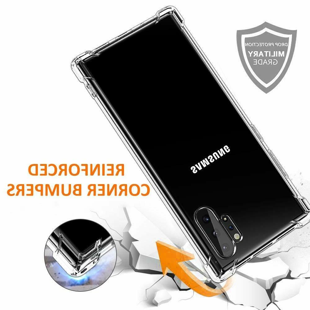 Clear For Galaxy Note 8 5 S6 S7 S10 S10e Case