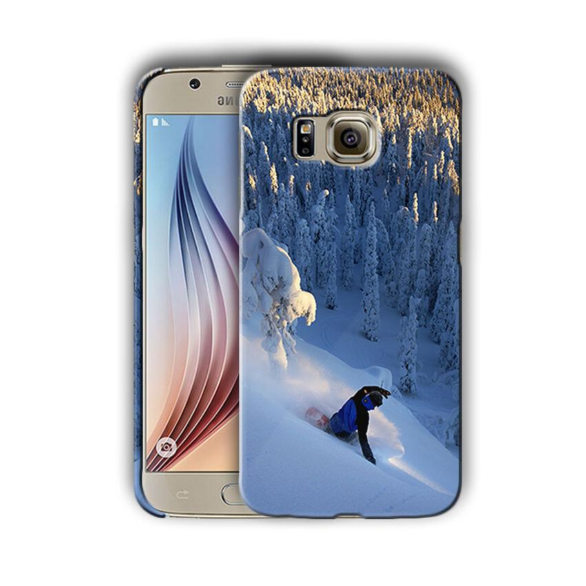 Extreme Sports Snowboarding Galaxy S4 S5 S6 S7 Edge Note 3 4