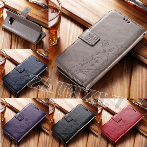 Flip Stand Magnetic Wallet Leather Case Cover For Samsung Ga