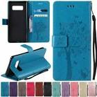 For Samsung Galaxy Phone Leather Flip Wallet Protective Case