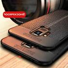 For Samsung Galaxy S4 S5 S6 S7 S8 S9 S10 Shockproof Soft TPU