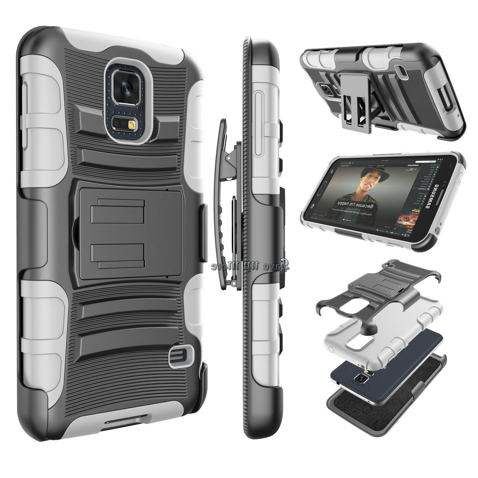 For Samsung Galaxy S5 Armor Refined Phone Hard Case