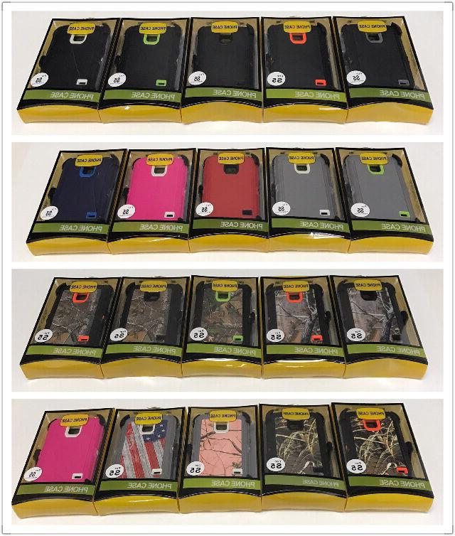 For Samsung Galaxy S5 Case w/Screen Built In