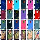 For Samsung Galaxy S5 Defender Case Cover
