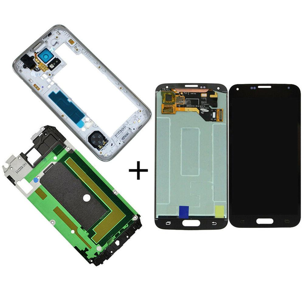 For Samsung LCD Display Digitizer Full Frame