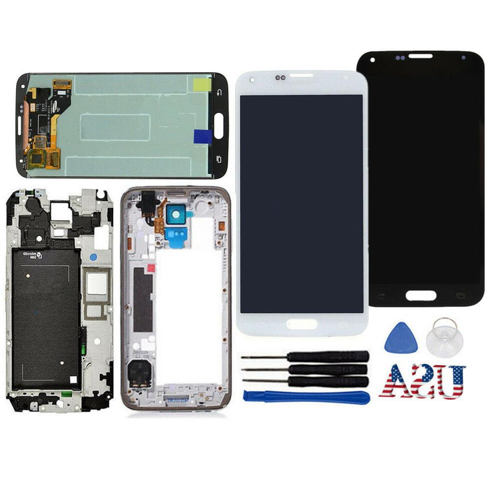 For Samsung LCD Digitizer Housing Frame