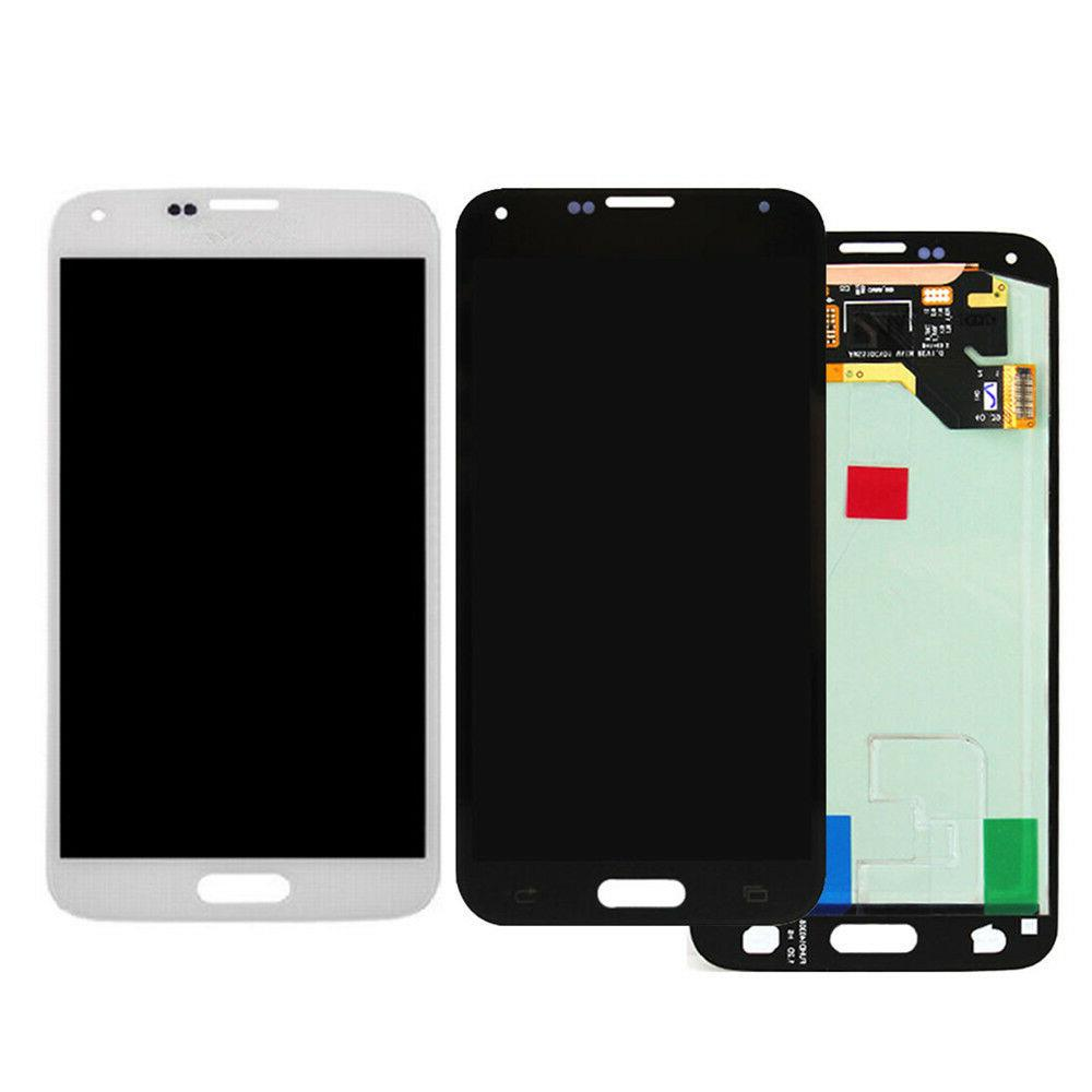 For Samsung Galaxy S5 i9600 G900 G900F G900A LCD Display Tou