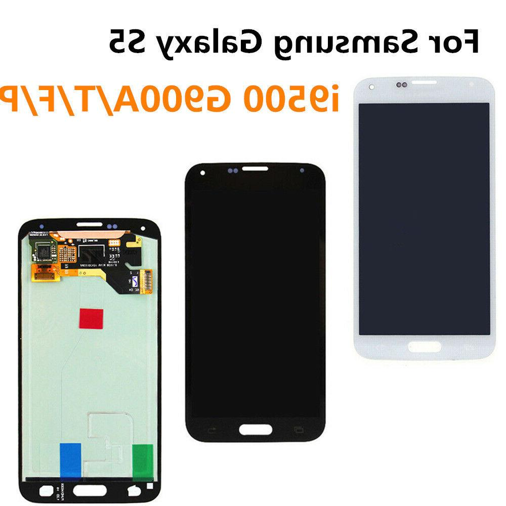 For Samsung Galaxy S5 i9600 G900 Touch Screen Digitizer LCD