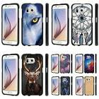 For Samsung Galaxy S6 G920 Hard Fitted 2 Piece Snap On Case