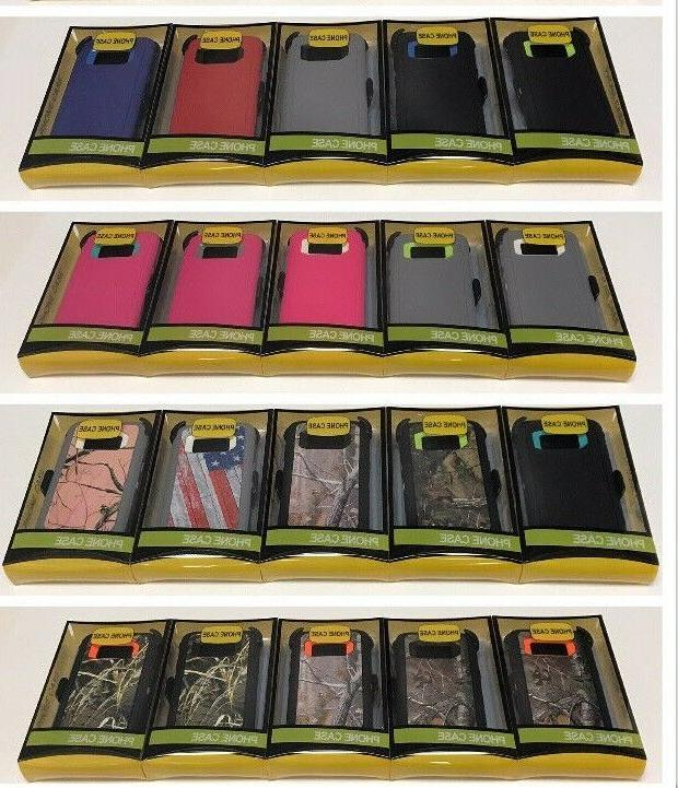 For Samsung Galaxy S6 S7 S8 S9 Plus Note 4/5/8 Case