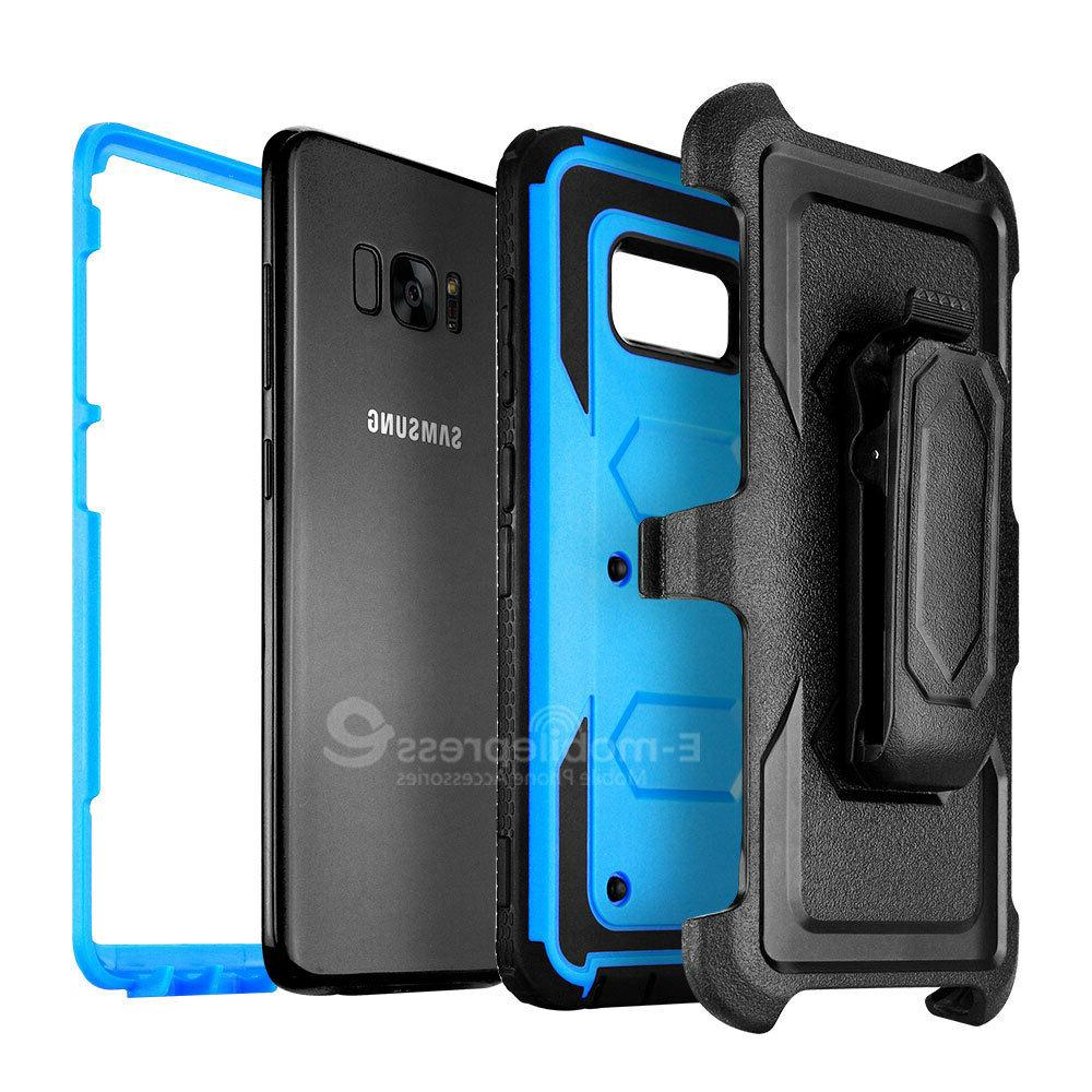 For Plus Note 8 Belt Clip Rugged Case Cover