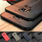 For Samsung S9 S8 Plus S7 S6 S5 Neo Shockproof Rubber TPU Le