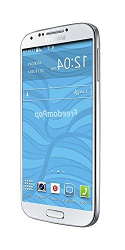 FreedomPop Samsung Galaxy S4 LTE - White - No Contract