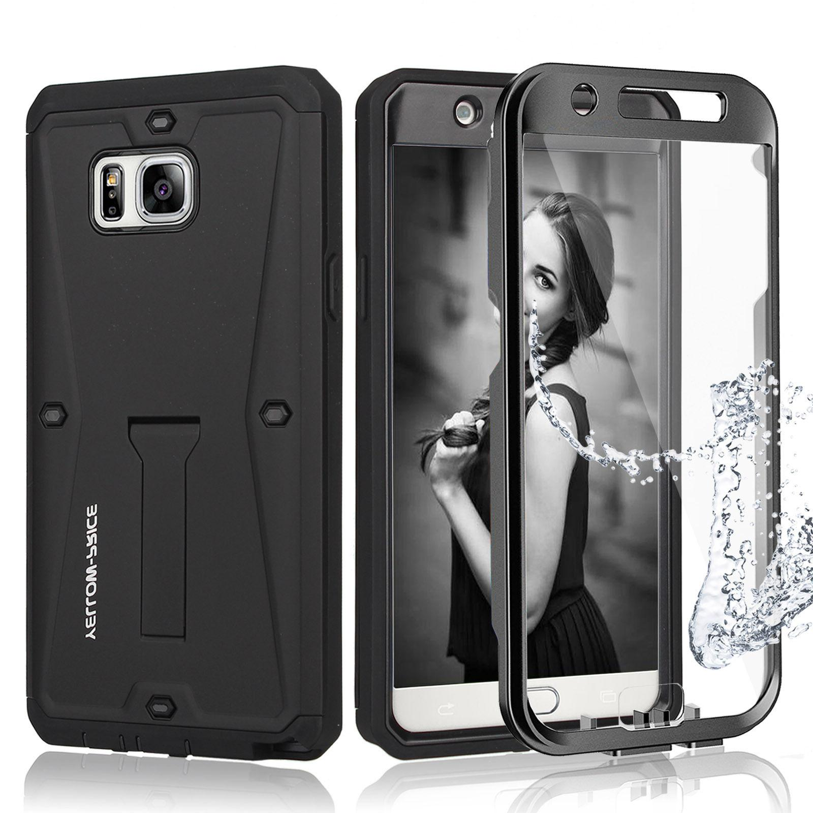 Full Body Protective 360° Shockproof Case Hard Slim Cover F