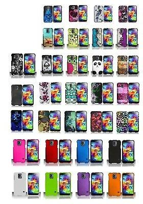 Hard Case Snap-on Phone Cover For Samsung Galaxy S5 SM-G900T