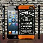 Jack Daniels Whiskey iPhone SE 4/5/6 7 Plus Samsung S5/S6/7