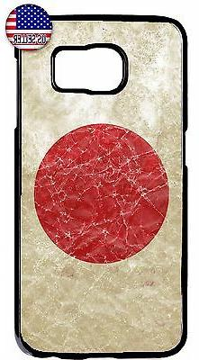 Japanese Flag JAPAN Hinomaru Case Cover For Galaxy S8 S9 Plu