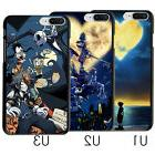 Kingdom Hearts Pattern Soft TPU Case Cover For Apple iphone