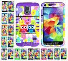 KoolKase Hybrid Silicone Cover Case for Samsung Galaxy S5 i9