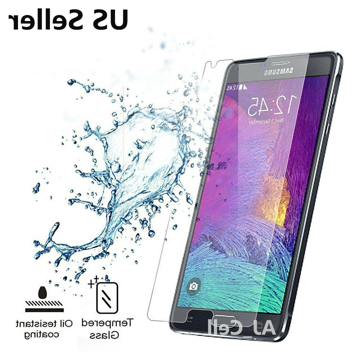 Lot 9H Premium Real Tempered Glass Screen Protector Samsung