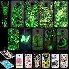 Luminous Soft Silicone TPU Case Cover For Samsung Galaxy S6