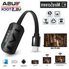 MiraScreen G4 WiFi Display TV Dongle Miracast DLNA Airplay H