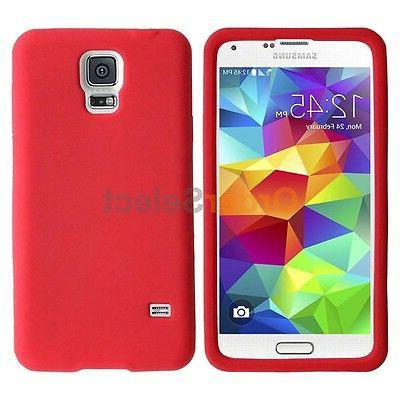 NEW HOT! Soft Slim Rubber Gel Case Skin for Android Phone Sa