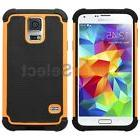 NEW Hybrid Rugged Rubber Hard Case for Android Phone Samsung