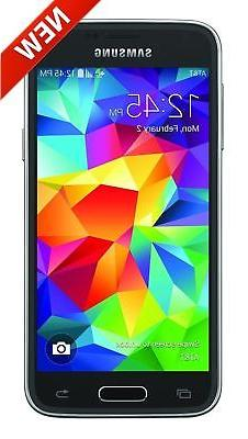 NEW OEM Samsung Galaxy S5 SM-G900V Verizon Black Smartphone