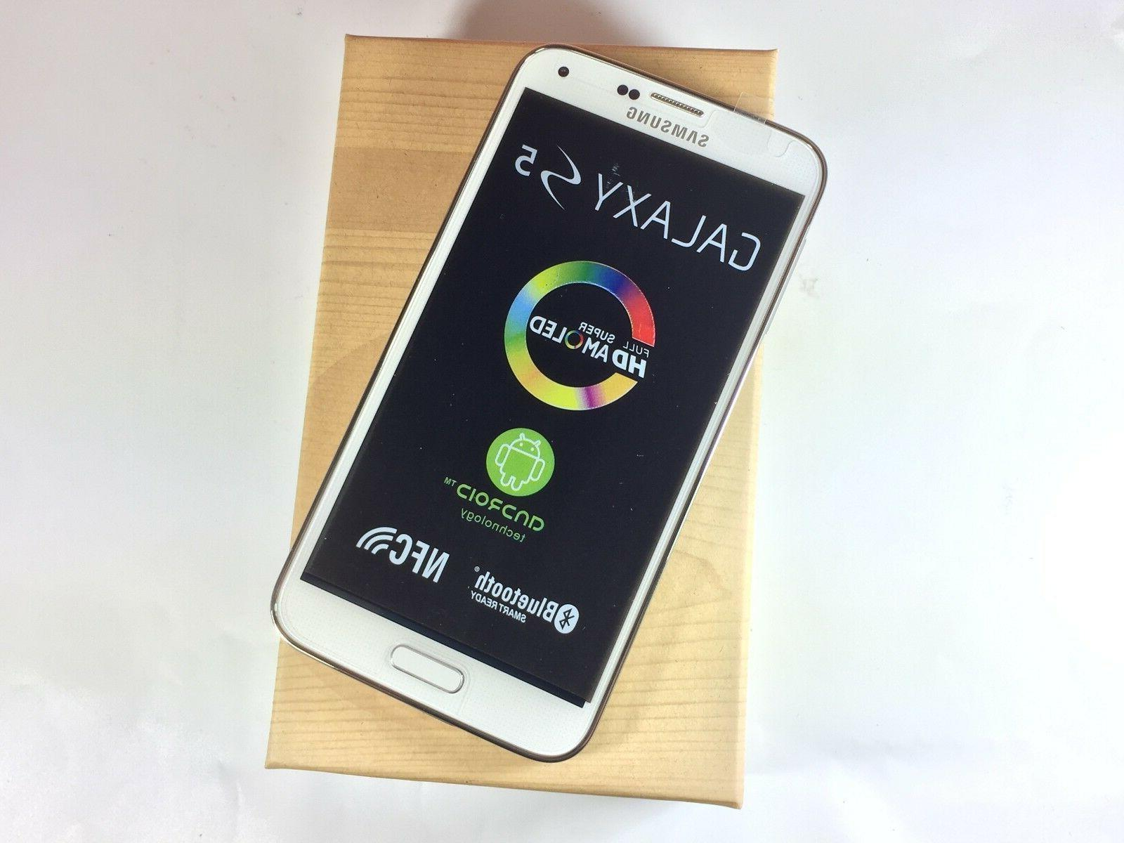 New G900A 16GB Unlocked With Oem