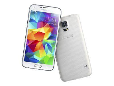 NEW Samsung Galaxy S5 SM-G900T 16GB White T-Mobile Factory U