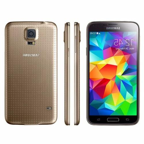 Brand Unlocked Galaxy S5 16GB Smartphone T-Mobile