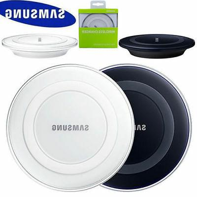 New Qi Wireless Charging Pad For Samsung Galaxy S6 S7 Edge+