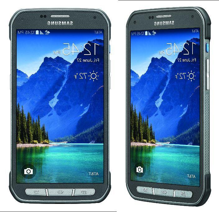 New Samsung Galaxy S5 Active SM-G870a 16GB AT&T Unlocked And